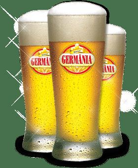 chopp germânia, barril de chopp, promoção de cerveja
