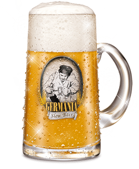 chopp germânia, barril de chopp slow beer